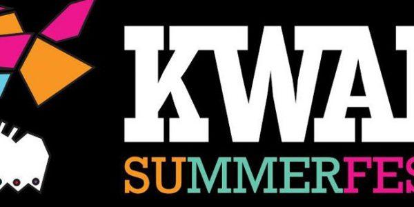 Kwaku zomerfestival 14/07-05/08